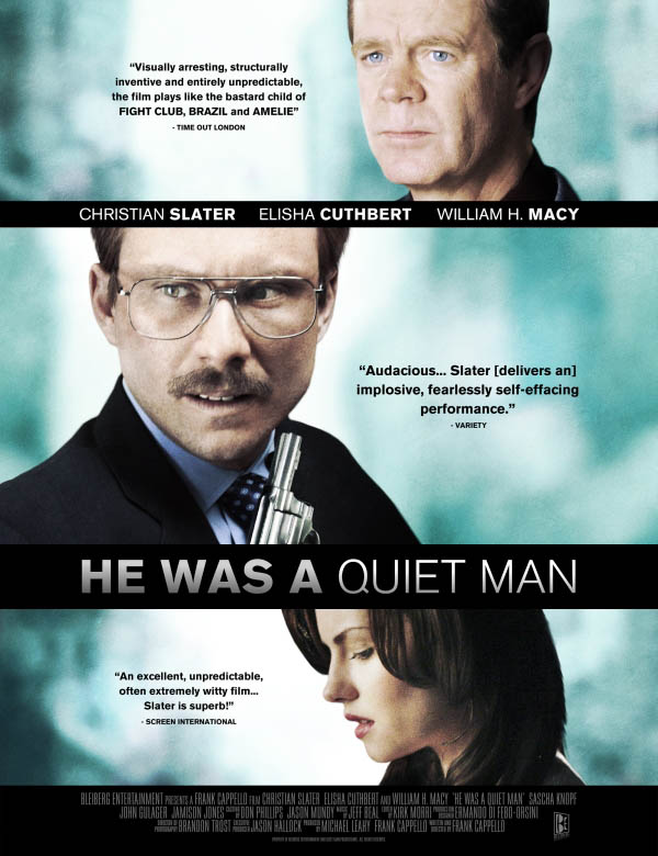 He Was A Quiet Man 2007 DVDRip XviD VoMiT (A UKB KvCD By Raven2007) preview 0